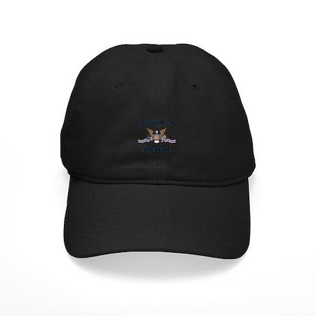 Patriotic Black Cap