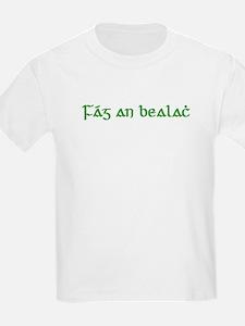 Fág An Bealach T-Shirt