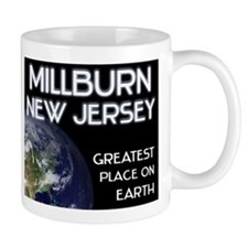 millburn new jersey - greatest place on earth Mug