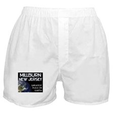 millburn new jersey - greatest place on earth Boxe