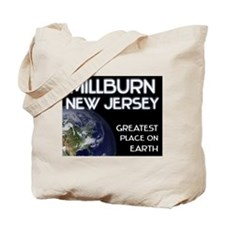 millburn new jersey - greatest place on earth Tote