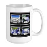 Hurricane Large Mug