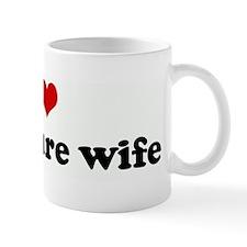 I Love my future wife Mug
