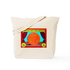 Produce Sideshow: Orange Tote Bag