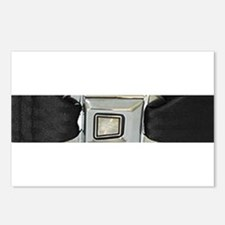 I Have My Seat Belt On Postcards (Package of 8)