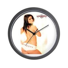 WHOOTY WENDY Wall Clock