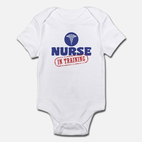 Nurse In Training Infant Bodysuit