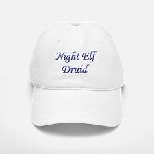 Night Elf Druid Baseball Baseball Cap