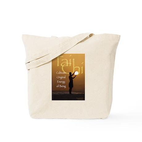 Tai Chi Sun/Energy Ball<br>Tote Bag