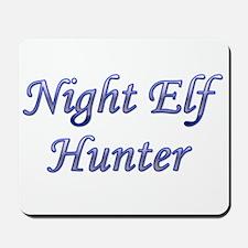 Night Elf Hunter Mousepad