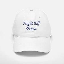 Night Elf Priest Baseball Baseball Cap