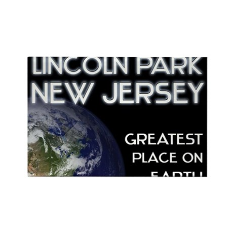 lincoln park new jersey - greatest place on earth