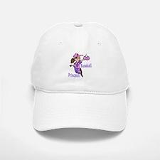 Baseball Princess Baseball Baseball Cap