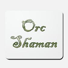 Orc Shaman Mousepad