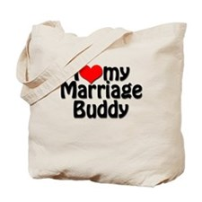 Marriage Buddy Tote Bag