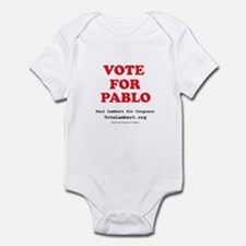 Vote For Pablo Infant Bodysuit
