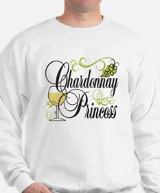 Chardonnay Princess Sweatshirt