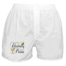 Chardonnay Princess Boxer Shorts