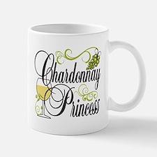 Chardonnay Princess Mug