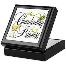 Chardonnay Princess Keepsake Box