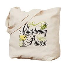 Chardonnay Princess Tote Bag