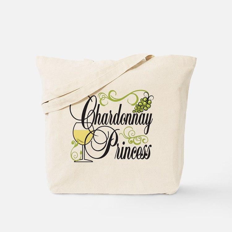 Chardonnay Princess Tote Bag