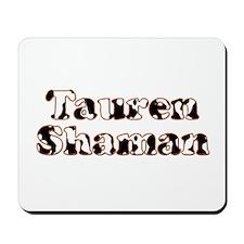 Tauren Shaman Mousepad