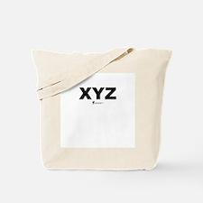 XYZ - Tote Bag