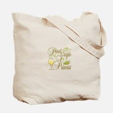 Pinot Grigio Princess Tote Bag