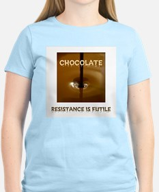CHOCOLATE ADDICT T-Shirt