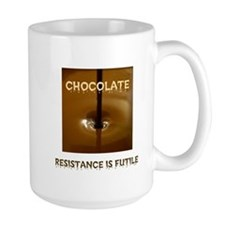 CHOCOLATE ADDICT Mug