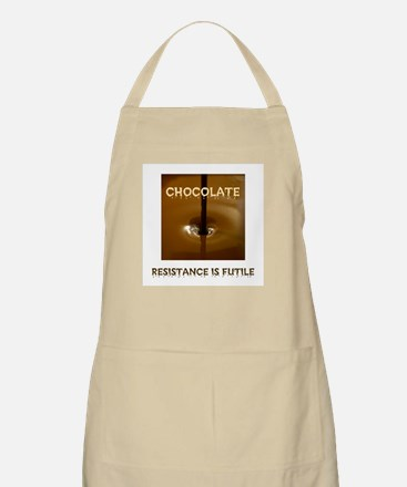 CHOCOLATE ADDICT BBQ Apron