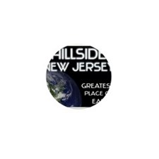 hillside new jersey - greatest place on earth Mini