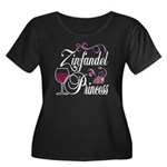 Zinfandel Wine Princess Women's Plus Size Scoop Ne