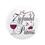 Zinfandel Wine Princess 3.5