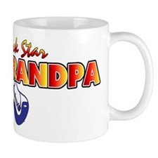Rock Star Grandpa Mug