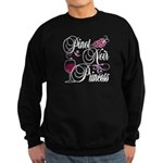 Pinot Noir Princess Sweatshirt (dark)