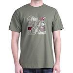 Pinot Noir Princess Dark T-Shirt