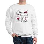 Pinot Noir Princess Sweatshirt