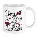 Pinot Noir Princess Mug