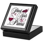 Pinot Noir Princess Keepsake Box