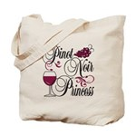 Pinot Noir Princess Tote Bag