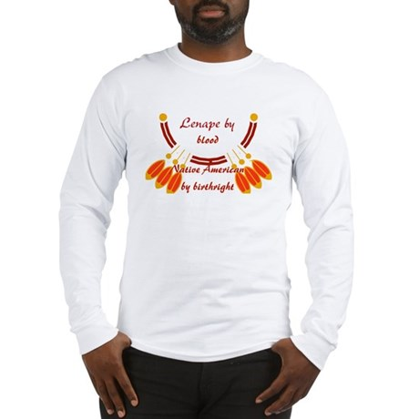 """""""Lenape"""" Long Sleeve T-Shirt"""