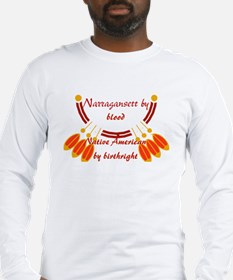 """Narragansett"" Long Sleeve T-Shirt"