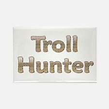 Troll Hunter Rectangle Magnet