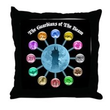 The GOTB Throw Pillow