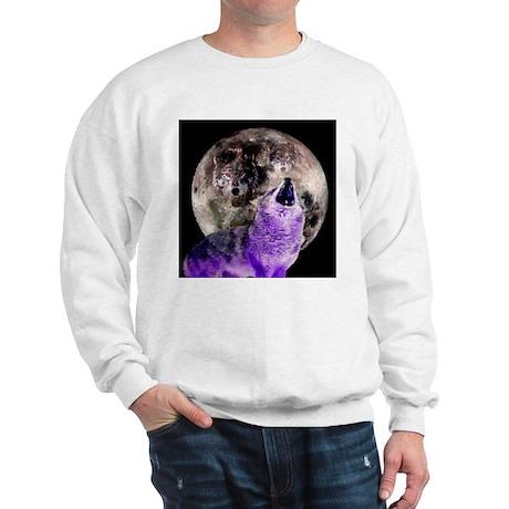 Three Moon Wolf Sweatshirt