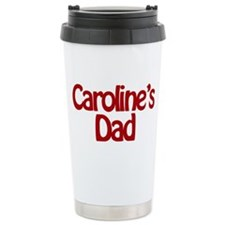 Caroline's Dad Travel Mug