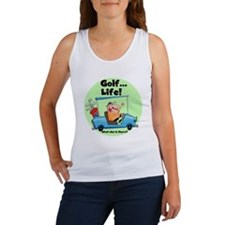 Golf is Life Women's Tank Top