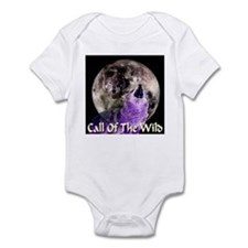 Call Of The Wild Infant Bodysuit
